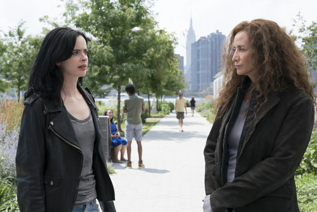 jessica jones ain't we got fun review - jessica and alisa