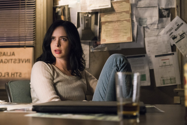 jessica jones aka sole survivor review - jessica