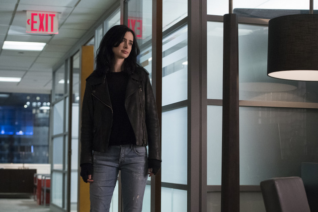 jessica jones aka start at the beginning review - jessica jones