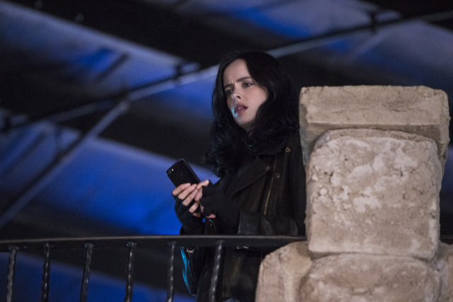 jessica jones aka the octopus review - jessica