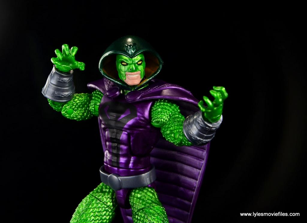 Marvel Legends King Cobra Figure Review Build A Thanos Wave Lyles