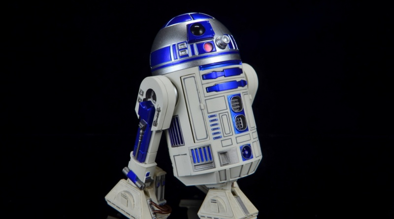sh figuarts r2-d2 figure review - main pic