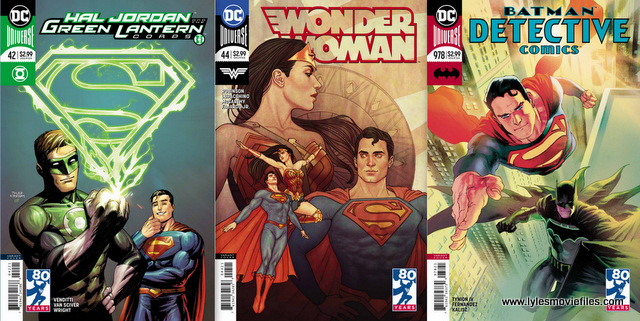 dc comics reviews for 4/11/18