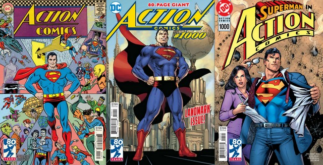 dc comics reviews for 4/18/18