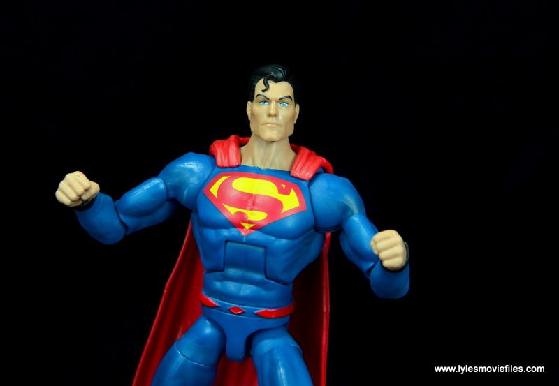 dc multiverse superman rebirth figure review - wide