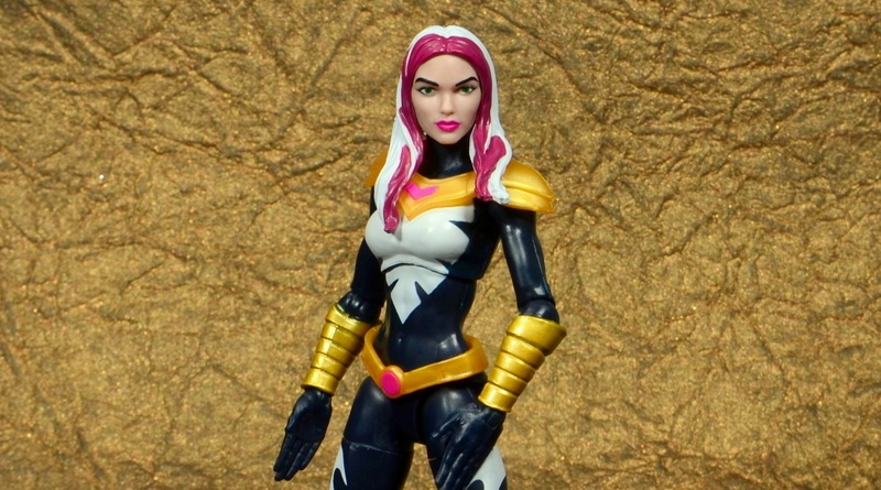 marvel legends songbird figure review - main pic