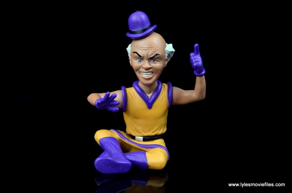 DC Signature Series Mister Mxyzptlk figure review - front