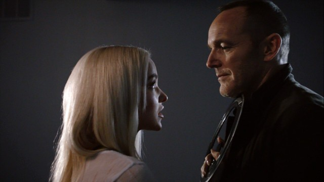 agents of shield rise and shine review - ruby and coulson