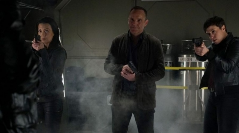 agents of shield the devil complex - may, coulson and piper