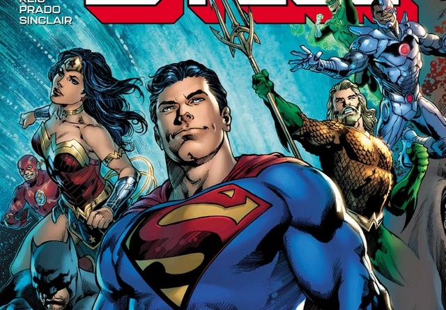 man of steel #1 cover