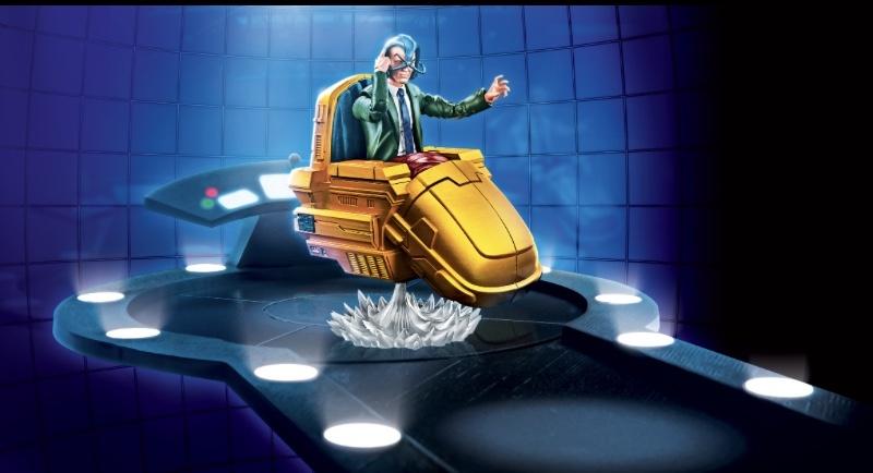 new marvel legends professor x