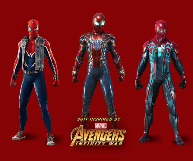 Marvel's Spider-Man Game PS4