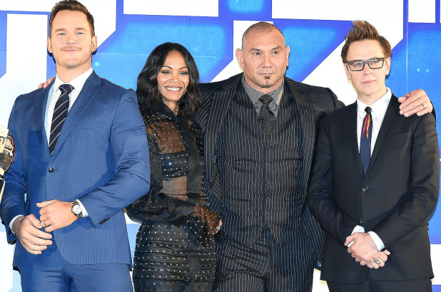 chris-pratt-zoe-saldana-dave-bautista-james-gunn-guardians-of-the-galaxy
