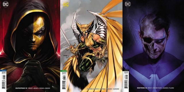 dc comics 7/4/18