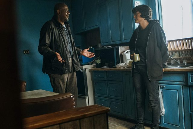 how it ends movie review - forest whitaker and grace dove