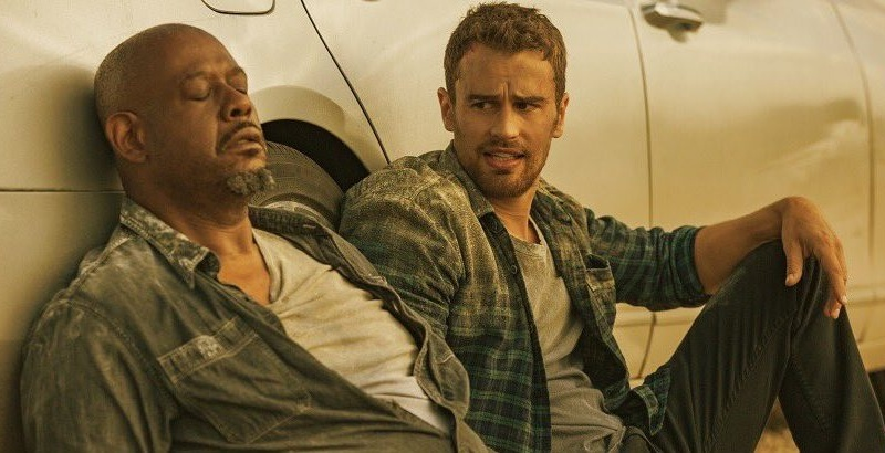 how it ends movie review - forest whitaker and theo james