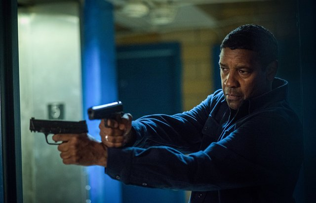 the equalizer 2 review - denzel washington as robert mccall