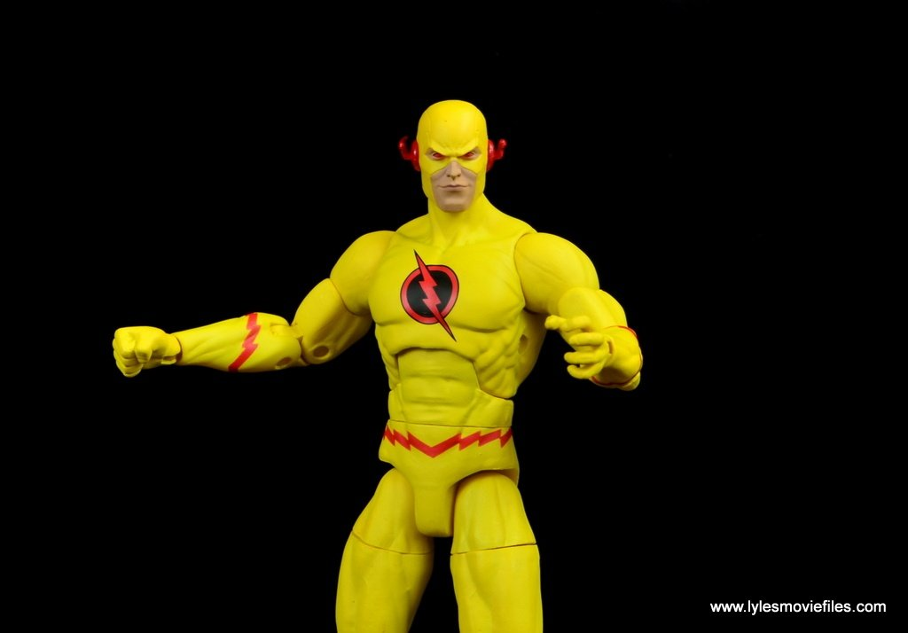 dc essentials reverse-flash figure flash - wide shot
