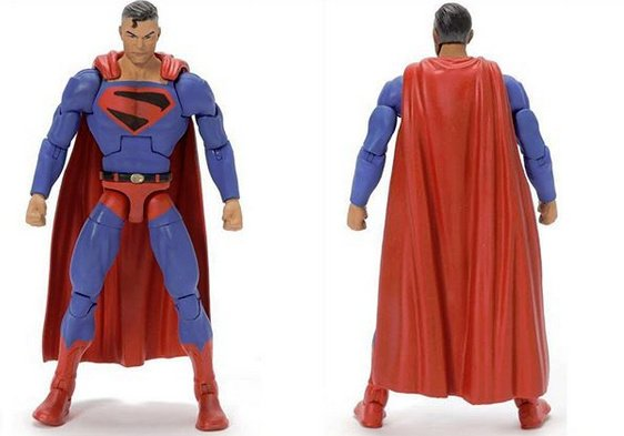 dc multiverse promotional images - kingdom come superman
