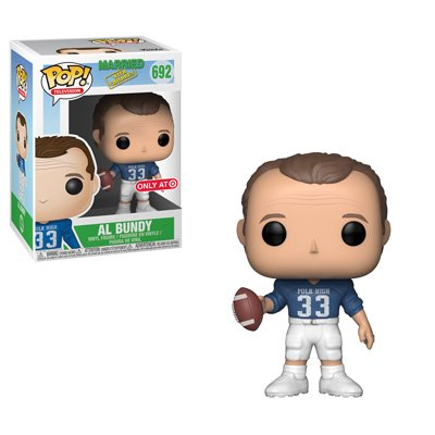 funko pop married with children polk high al bundy
