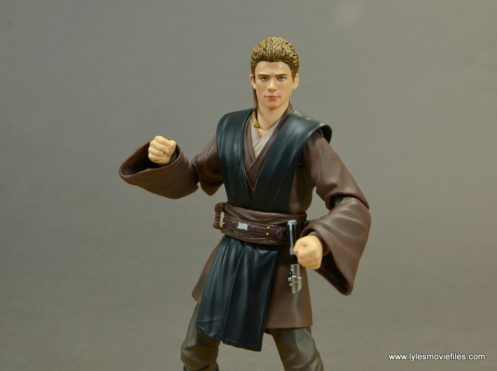 sh figuarts anakin skywalker figure review -wide shot