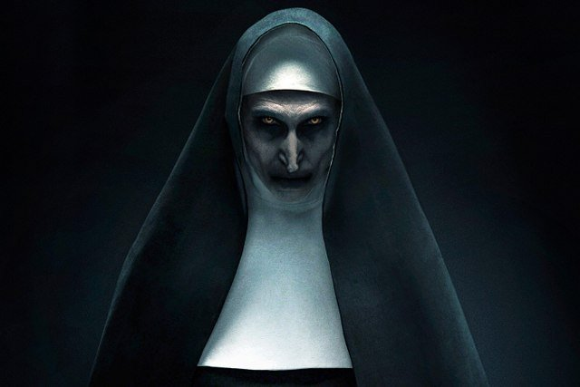 the nun giveaway