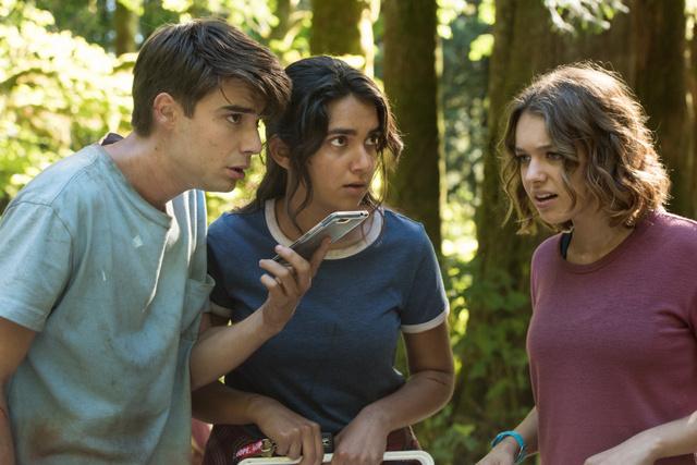 the-package-movie-review-Daniel-Doheny-Geraldine-Viswanathan-and-Sadie-Calvano