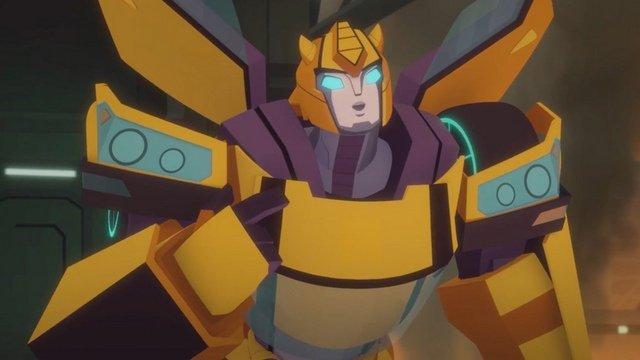transformers cyberverse trailer