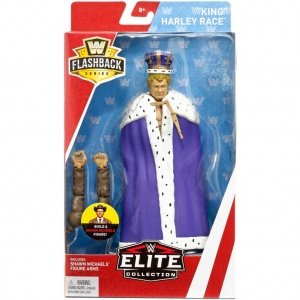 wwe flashback elite set harley race package