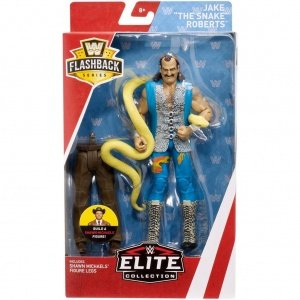 wwe flashback elite set jake the snake roberts package
