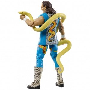 wwe flashback elite set jake the snake roberts rear