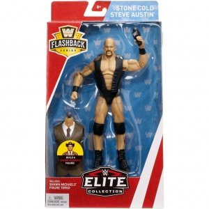 wwe flashback elite set stone cold steve austin package