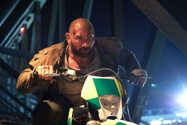 final score movie review - dave bautista