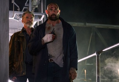 final score movie review -pierce brosnan and dave bautista