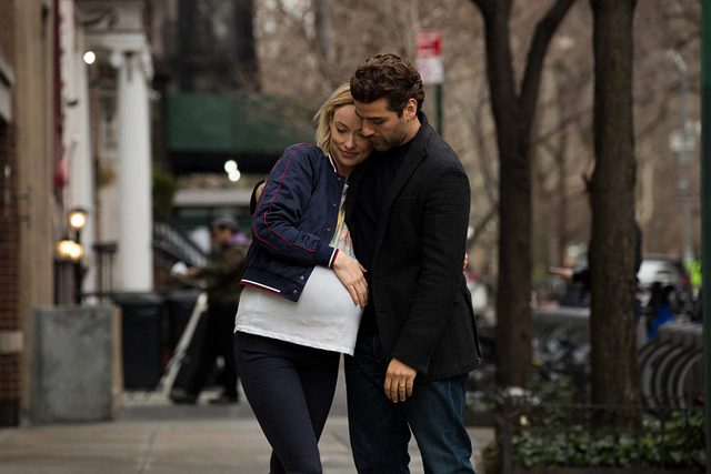 life itself movie review - olivia wilde and oscar isaac