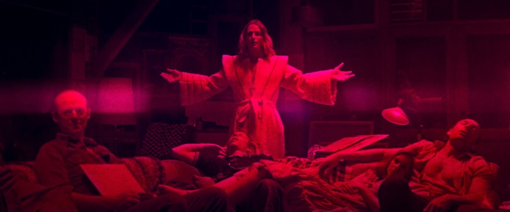 mandy movie review - the cult