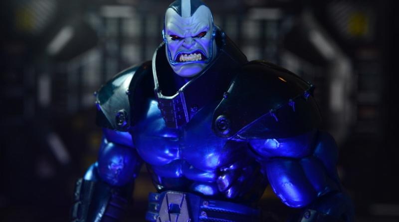 marvel legends baf apocalypse figure review -main pic