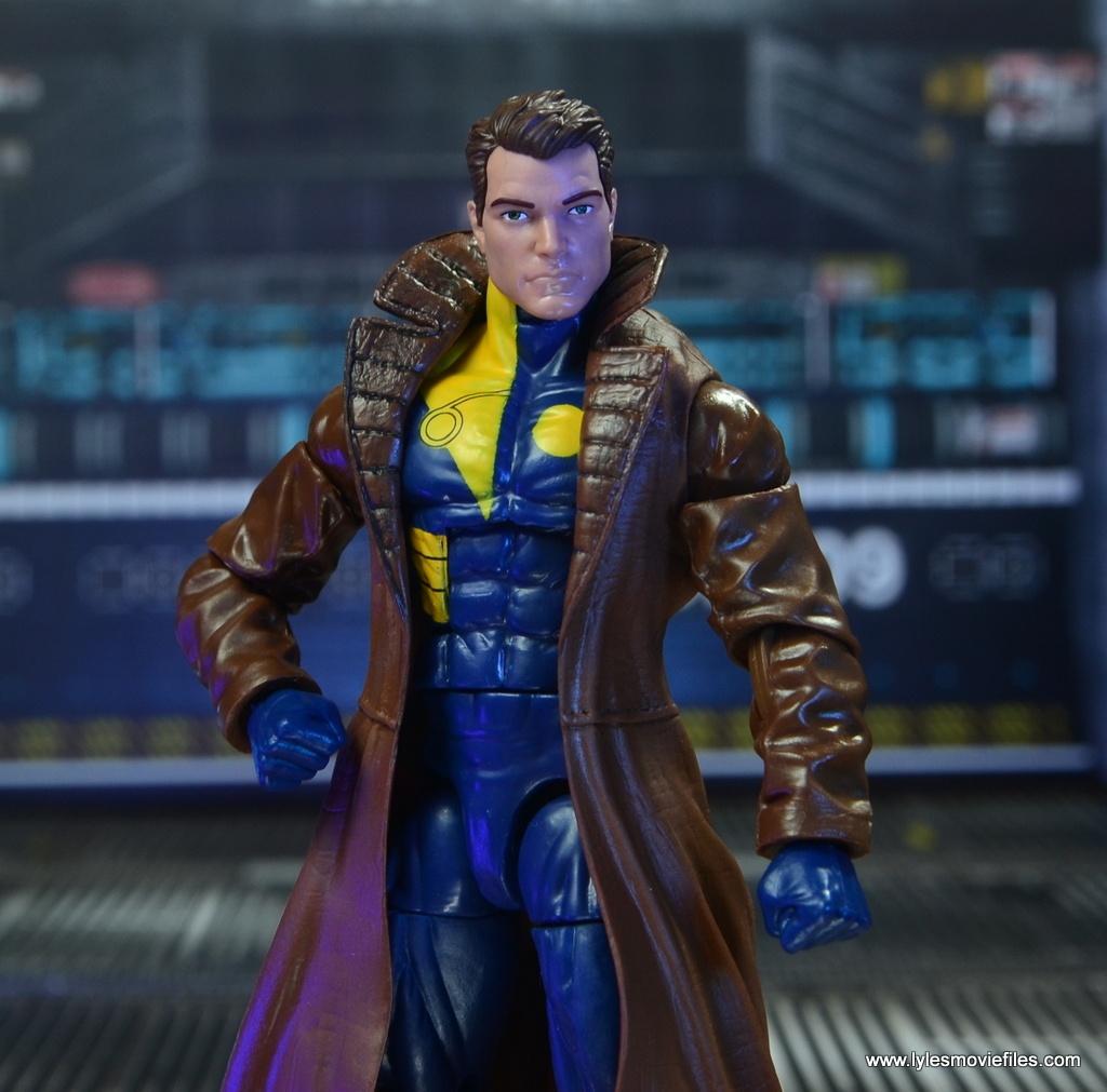 marvel legends multiple man figure review - unmasked long shot