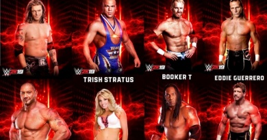 wwe 2k19 legends