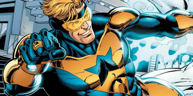 10 essential dc universe - booster gold