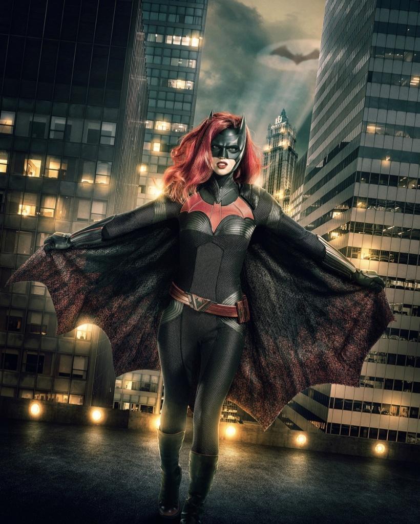 CW Batwoman costume Ruby Rose