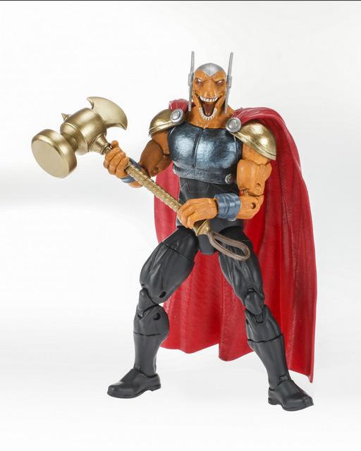 Marvel Legends Series 6-inch Beta Ray Bill Figure