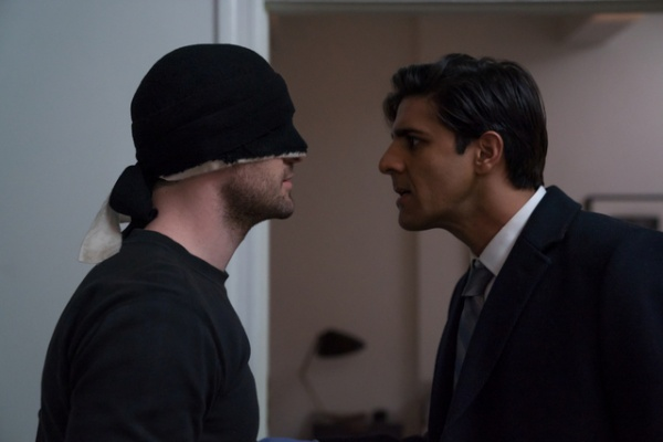 daredevil upstairs/downstairs - daredevil and ray