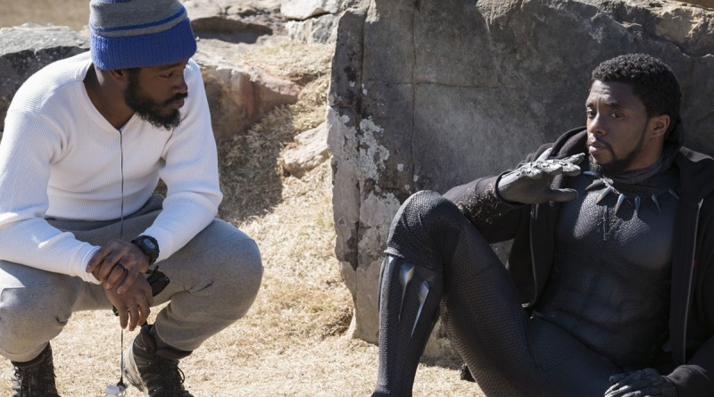 ryan coogler and chadwick boseman back for black panther sequel