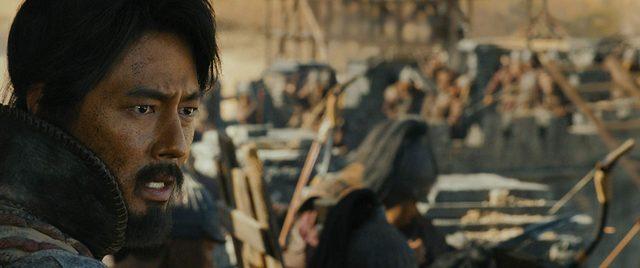 the great battle movie review In-sung Jo
