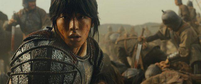 the great battle movie review Joo-Hyuk Nam