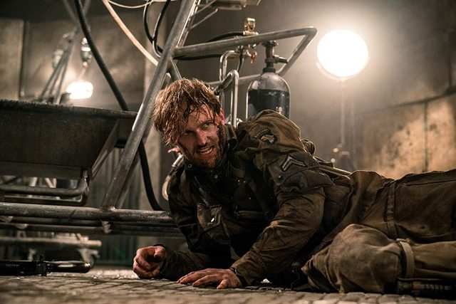 overlord movie review - wyatt russell