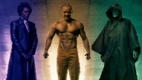 Movie Poster 2019: Review: Does Glass Shatter Or Does Shyamalan Keep A Grip