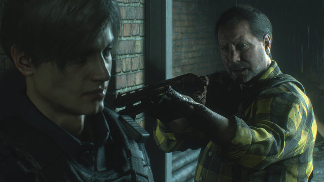 Are You Ready For 1 Shot With Resident Evil 2 Lyles Movie Files