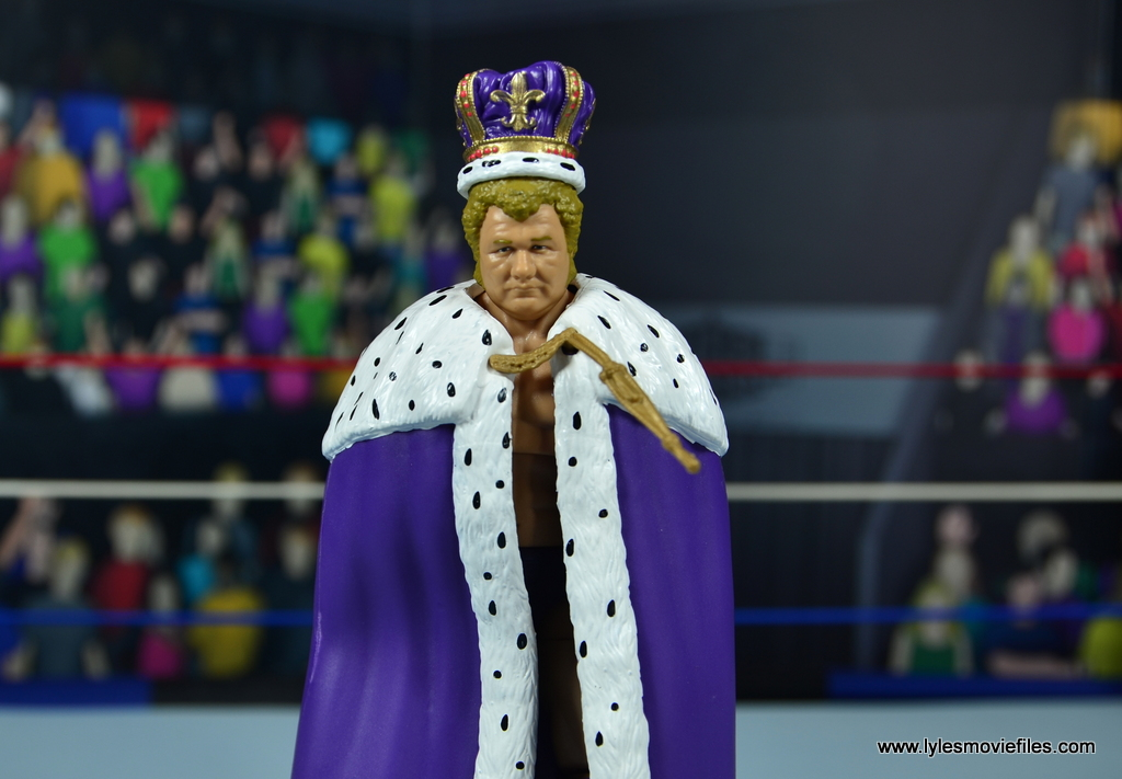 a10cb189 WWE Flashback Series The King Harley Race figure review   Lyles ...